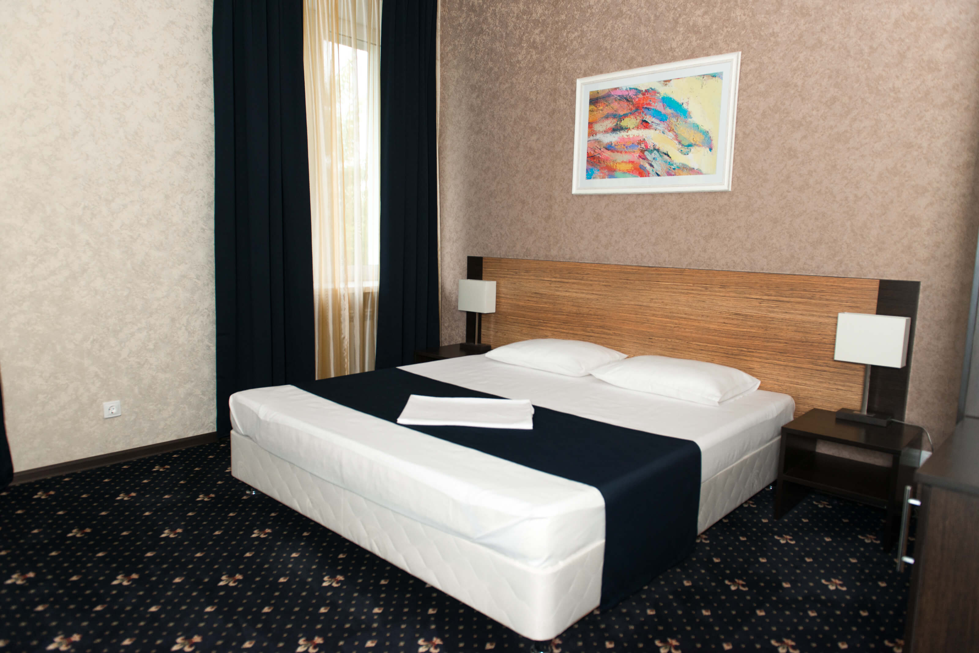 комфортный номер гостиницы альметьевска цены